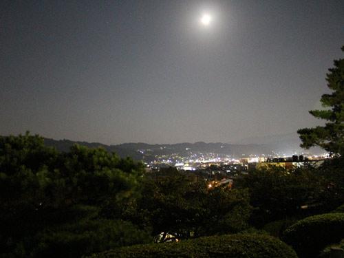 中秋の名月 兼六園のイベント