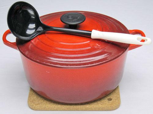コルク鍋敷き サイズ5mm変更