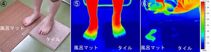 パワフルコルクのサーモグラフィ試験