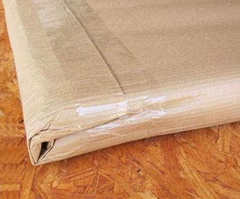 しっかりとした梱包で破損クレームほぼなし