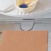 市販のお風呂マットと同等サイズ(写真はバスルーム1.25坪タイプ)