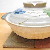セットで使って大きな土鍋も置ける鍋敷き