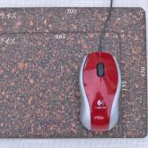 黒色 マウスパッド S・M サイズ
